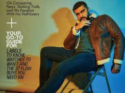 Arjun Kapoor On The Cover Of Cosmopolitan