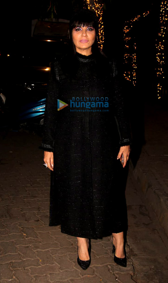 Designer Neeta Lulla throws a party for the cast of  Manikarnika – The Queen of Jhansi