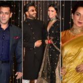 Priyanka Chopra – Nick Jonas Mumbai Reception: Salman Khan, Ranveer Singh, Deepika Padukone, Kangana Ranaut look STUNNING