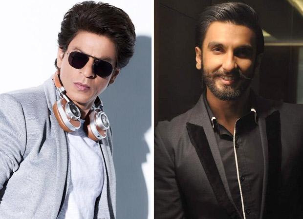 How Shah Rukh Khan tried to upstage Ranveer Singh