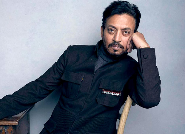 Irrfan Khan says he has no plans of returning to India at the moment