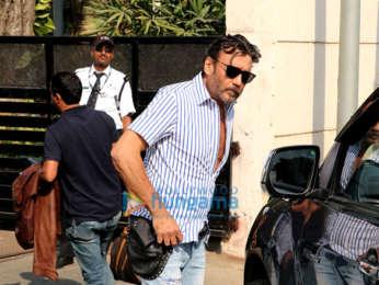 Jackie Shroff snapped in Mumbai