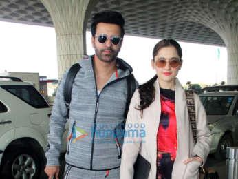 Jacqueline Fernandez, Kanika Kapoor, Shabana Azmi and others snapped at the airport