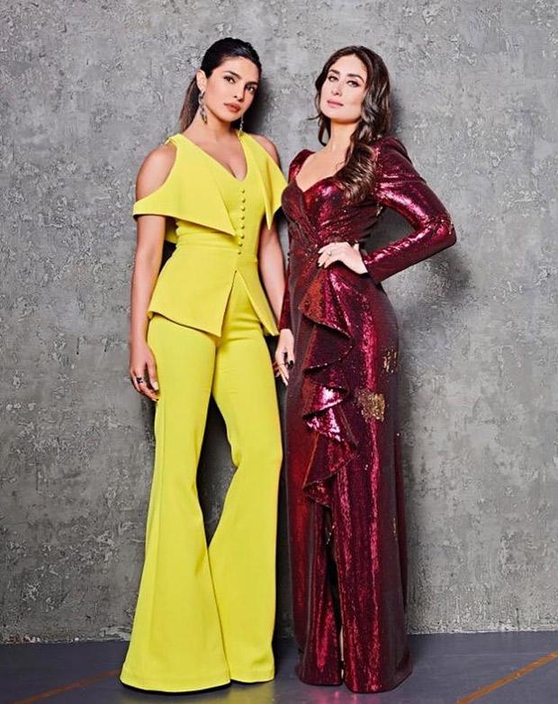 Kareena Kapoor Khan and Priyanka Chopra on KWK 6