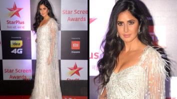 Katrina Kaif in Falguni and Shane Peacock for Star Screen Awards 2018 (Featured)