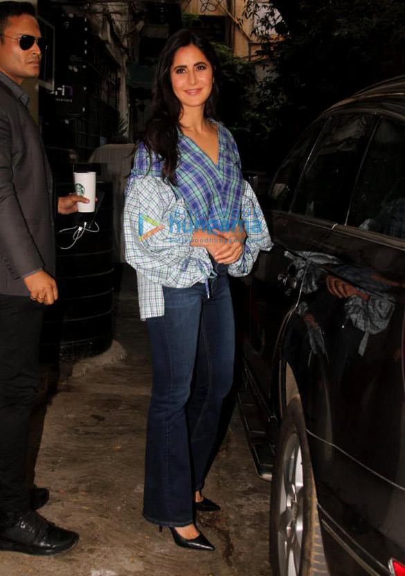 Katrina Kaif snapped in Bandra