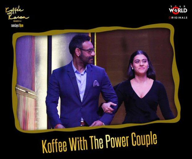 Koffee With Karan 6: Ajay Devgn DISSES Karan Johar for Kaal