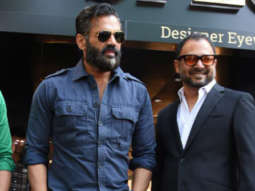 Launch of Suniel Shetty's new Store Specta Designer Eyewear Boutique