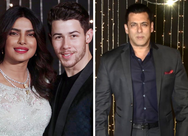 NICKYANKA RECEPTION Priyanka Chopra and Nick Jonas head to Salman Khan's house for the after party, prove there is NO BAD BLOOD