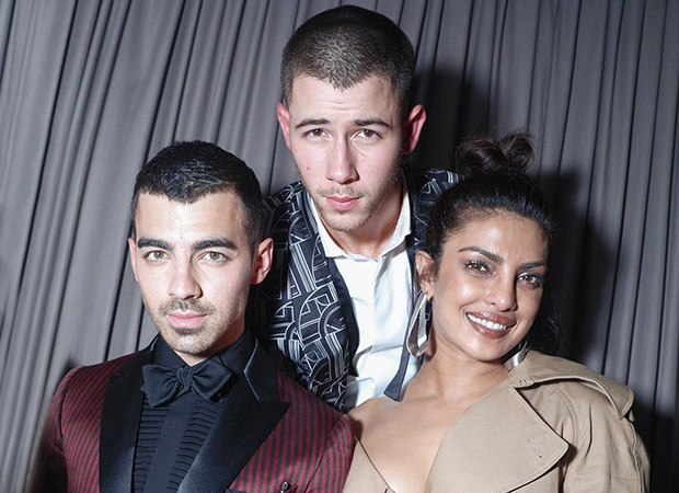 Nick Jonas's bro Joe reveals how Priyanka Chopra and the bridesmaids CRUSHED them at the Sangeet ceremony