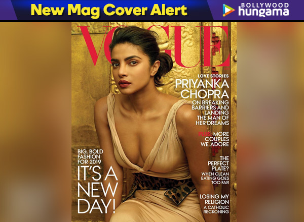 Priyanka Chopra for Vogue USA