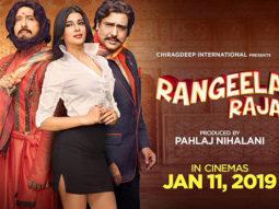 First Look Of The Movie Rangeela Raja