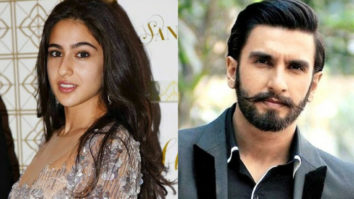 "Ranveer Singh ""KISMAT ho to SARA ALI KHAN jaisi"" SIMMBA Talking Films"