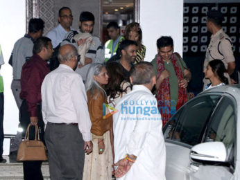 Ranveer Singh, Deepika Padukone and others snapped at the airport