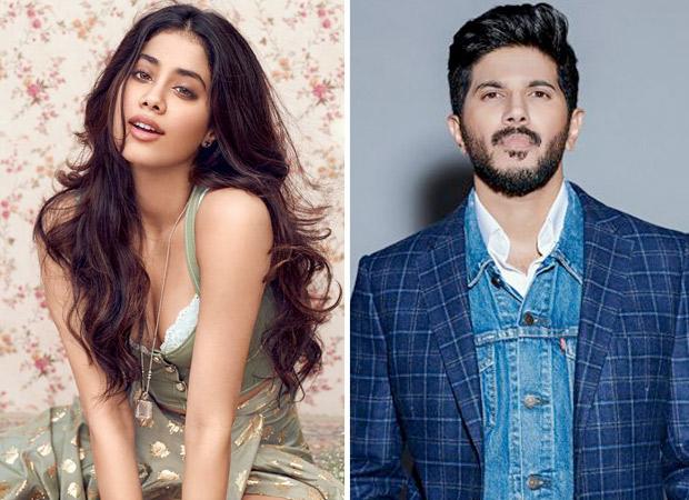Scoop Janhvi Kapoor To Romance Dulquer Salmaan In Karan Johar S Gunjan Saxena Biopic Bollywood News Bollywood Hungama