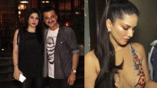 SPOTTED Sunny Leone, Sanjay Kapoor and others @Soho House
