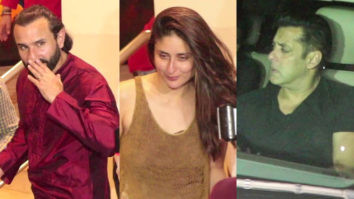 Salman Khan, Saif Ali Khan, Kareena Kapoor & others at Diwaan Builders Christmas Party
