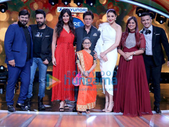 Shah Rukh Khan and Anushka Sharma promote 'Zero' on Sa Re Ga Ma Pa