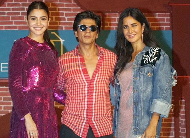 Shah Rukh Khan sticks to his 'Ladies First' policy for Zero too