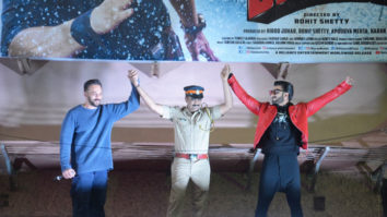 Simmba Public Reaction at Gaiety Galaxy with Ranveer Singh and Rohit Shetty