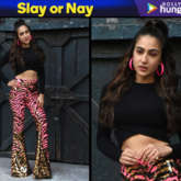 Slay or Nay - Sara Ali Khan for Simmba promotions (Featured)