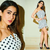 Slay or Nay - Sara Ali Khan in Pretty Little Thing for Simmba promotions (Featured)