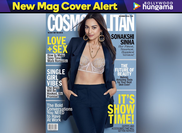 Sonakshi Sinha for Cosmopolitan (Featured)