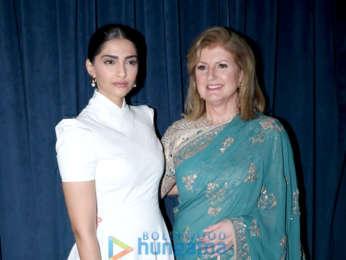 Sonam Kapoor Ahuja snapped at JW Marriott in Juhu