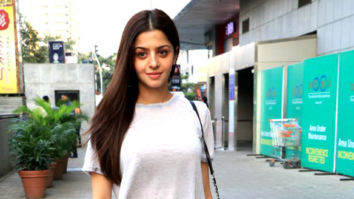Vedhika Kumar spotted at Starbucks in Andheri