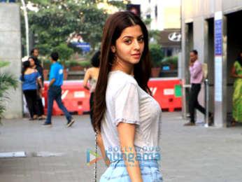 Vedhika Kumar spotted at Starbucks in Andheri