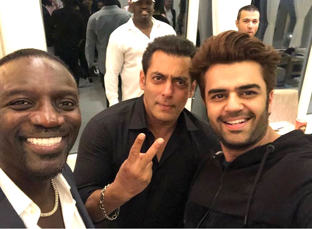 WHOA! Salman Khan chills with Akon during a wedding in Thailand and these pictures prove they had a gala time