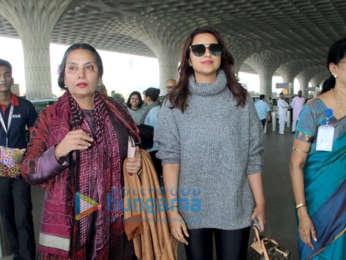 Yami Gautam, Aditi Rao Hydari and others snapped at the airport