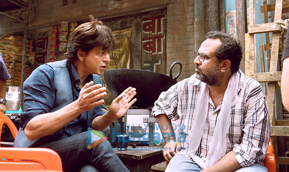 Here's how Aanand L Rai recreated Meerut's Ghantagar in Shah Rukh Khan starrer Zero
