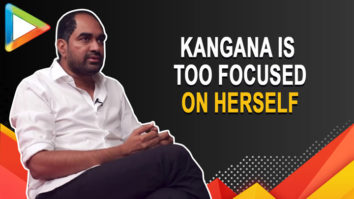 """Kangana said, Arey, Sonu Sood is too overpowering no"" Krish Manikarnika"