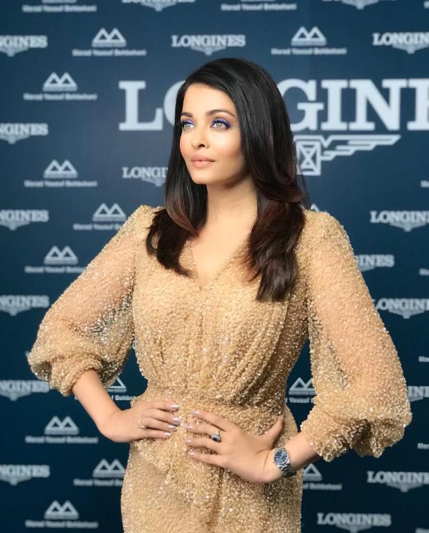 Aishwarya Rai Bachchan in Fjolla Nila for Longines event in Kuwait (2)