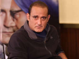 "Akshaye Khanna ""The Accidental Prime Minister is FACTUAL, Nothing is Made up, Nothing is New"""