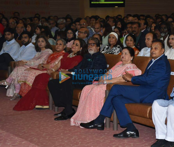 Amitabh Bachchan, Boney Kapoor and others snapped at Kokilaben Ambani Hospital for an event (7)