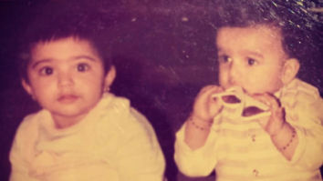 Arjun Kapoor shares childhood pictures with Sonam Kapoor, says he is proud of her