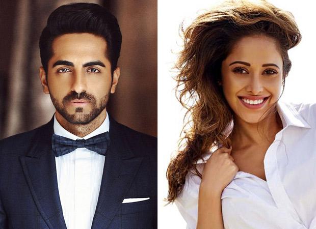 Ayushmann Khurrana and Nushrat Bharucha kickstart the shooting of Dream Girl in Mumbai