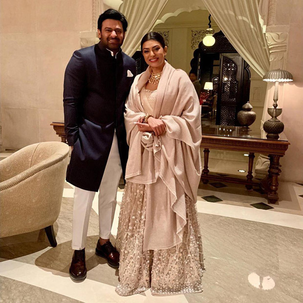 Bahubali director S S Rajamouli's son Karthikeya gets married and Sushmita Sen's Instagram is filled with the wedding shenanigans! : Bollywood News - Bollywood Hungama