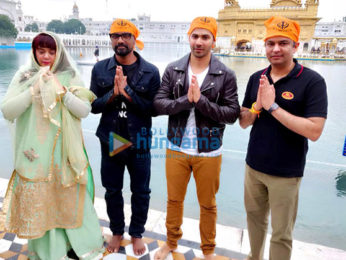 on the sets of the movie Bhushan Kumar and Remo D'Souza's untitled