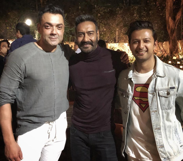Inside Bobby Deols 50th Birthday Bash With Sunny Deol Ajay Devgn