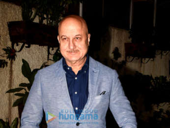 Celebs grace the special screening of 'The Accidental Prime Minister'