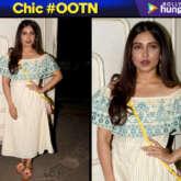 Chic OOTN - Bhumi Pednekar in Global Desi (Featured)