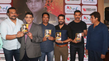 Crime Patrol Book Launch with John Abraham, CID Team and others