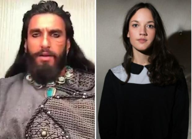 'Makeba' singer Jain loves Ranveer Singh's Alauddin Chill-ji mode