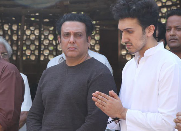 Govinda's nephew dies of a heart attack