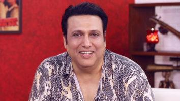 "Govinda ""It was DIVINE to work with Kader Khan Sahab"" Talking Films Rangeela Raja"