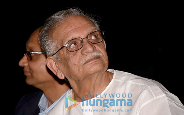 Gulzar graces the trailer launch of the animation film 'GGBB – Goopi Gawaiya Bagha Bajaiya' (5)