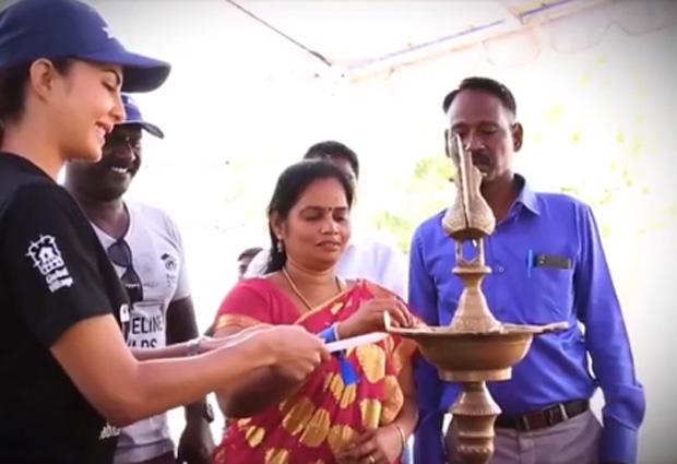 Jacqueline Fernandez extends her helping hand to rebuild Kerala